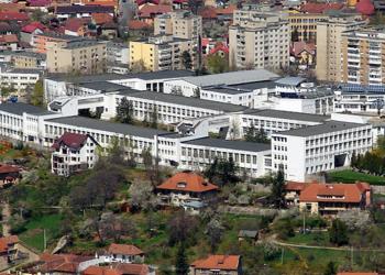 L'UNIVERSITÉ TRANSILVANIA DE BRAȘOV